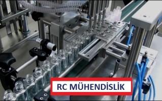 SERVOLU VOLUMETRİK DOLUM MAKİNALARI